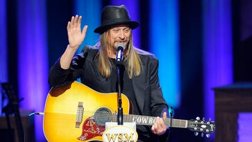 Amid rumors of run for Senate, Kid Rock launches voter registration non-profit