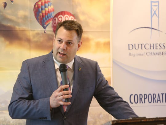 Dutchess County Regional Chamber of Commerce CEO, Frank