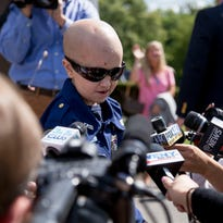 Officer Colin Hayward Toland, who rallied the Ithaca community, dies of cancer at age 10