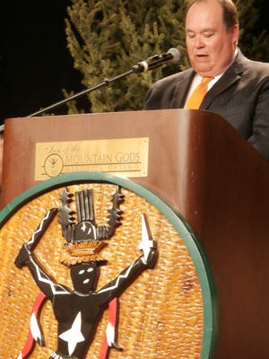 Mescalero Apache President Danny Breuninger did not run for another term.