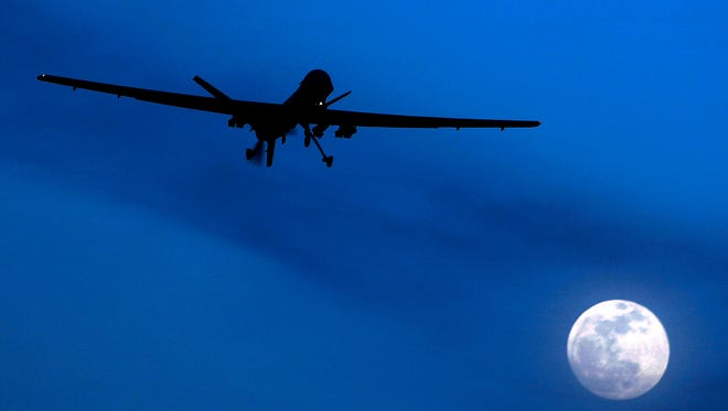 Last week, human rights groups called for more transparency regarding CIA drone strikes.