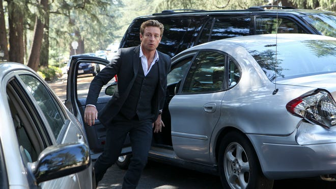 'The Mentalist' wraps up its Red John story line Sunday, as Patrick Jane (Simon Baker) finally finds the man who killed his wife and child.