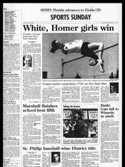 Battle Creek Sports History: Week of June 2, 1996