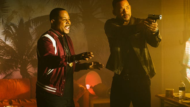 "Marcus (Martin Lawrence) and Mike (Will Smith) are ""Bad Boys for Life."""