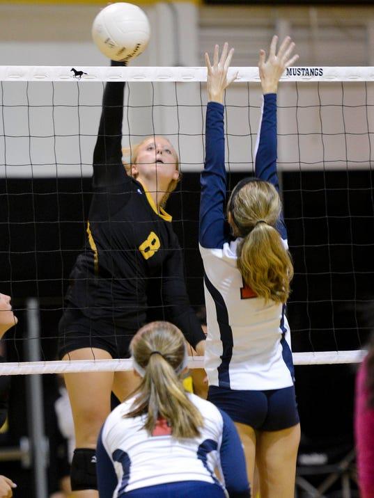 Merritt Island High School Volleyball