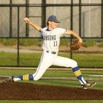 Garrett Bell's five-hitter lifts Lansing over Edison in Class C baseball final