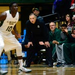 Coach Larry Eustachy and his CSU men's basketball team will play at least five games on national TV this season, the Mountain West announced Friday. At least five other games will be televised regionally.