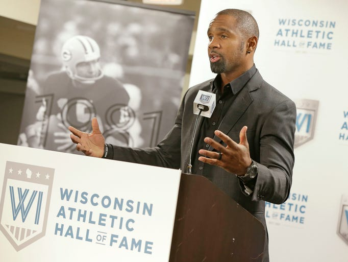 Former Green Bay Packers safety Charles Woodson talks