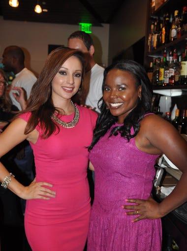 Pink Celebrity Bartender Night