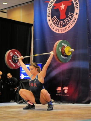 Mattie Rogers will compete in the world championships in Houston.