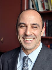 Monterey County Deputy District Attorney Jimmy Panetta, photographed in the Blue Room at the Salinas Californian on Monday, January 11th, 2016. Panetta is running for the 20th Congressional District seat being vacated by Rep. Sam Farr, D-Carmel, in January 2017.