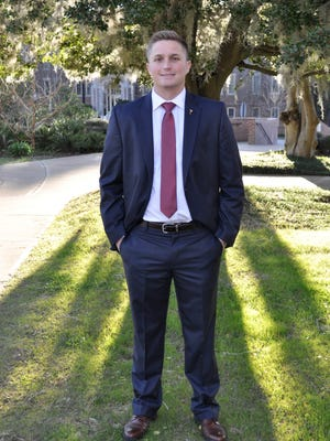 John Russo, the Vitality party's student body president candidate, is driven to make lasting change on campus by his desire to be a true Seminole.