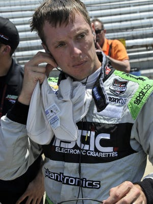 Sebastien Bourdais has made a habit of racing at Le Mans, which is his hometown.