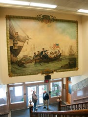 The Ottawa County Commissioners hope to restore this
