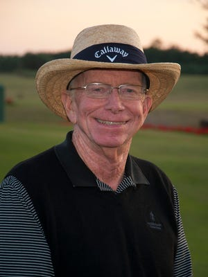 Golf columnist Jim Suttie