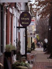 Alexandria, Va., has a charming old town.