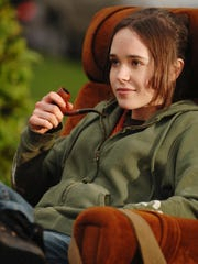 Ellen Page earned an Oscar nomination playing a teen