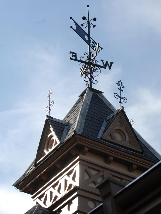 Tenafly Weather Vane