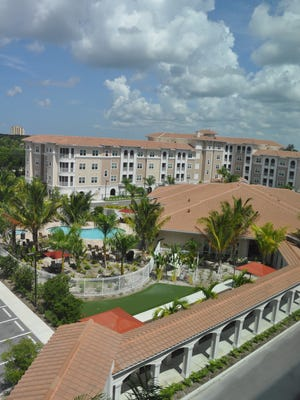Diamond Oaks Village just opened in Bonita Springs.    There will be an open house and ribbon-cutting for Diamond Oaks Village on August 22 at 11 a.m.