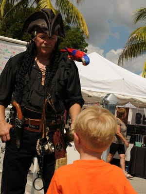 The Fort Myers Beach Pirate festival is still on for this weekend and will have many entertaining activities for your whole crew.