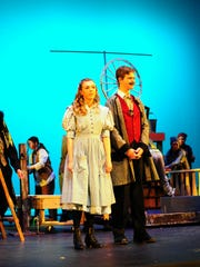 """""""Peter and the Starcatcher"""" playfully explores the depths of greed and despair, and the bonds of friendship, duty and love."""