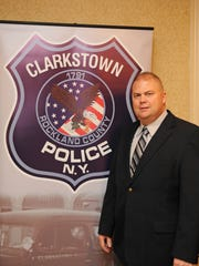 Clarkstown police Detective Frederick J. Parent died