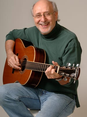 Peter Yarrow will appear at the Emerson Center Jan. 25.