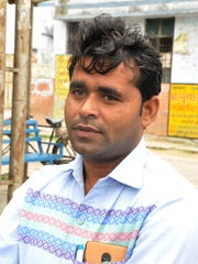 Sanjay Jatav, 27, went to the courts to fight for the