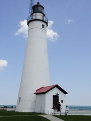 Sunday was the first day since December that people could climb to the top of the Fort Gratiot Lighthouse.