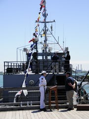 The U.S. Naval Sea Cadets Ship Grayfox was one of the