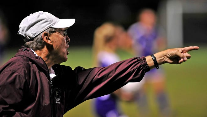 Former Franklin soccer coach Jimmy Burchett died on Sunday after a lengthy bout with cancer.