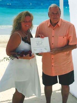 Dennis and Sheila Dabbs
