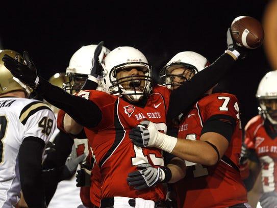 Ball State quarterback Nate Davis