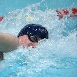 Ryan Linnihan wins 50 freestyle state title, as the Brookfield Barracudas take fourth at the state meet