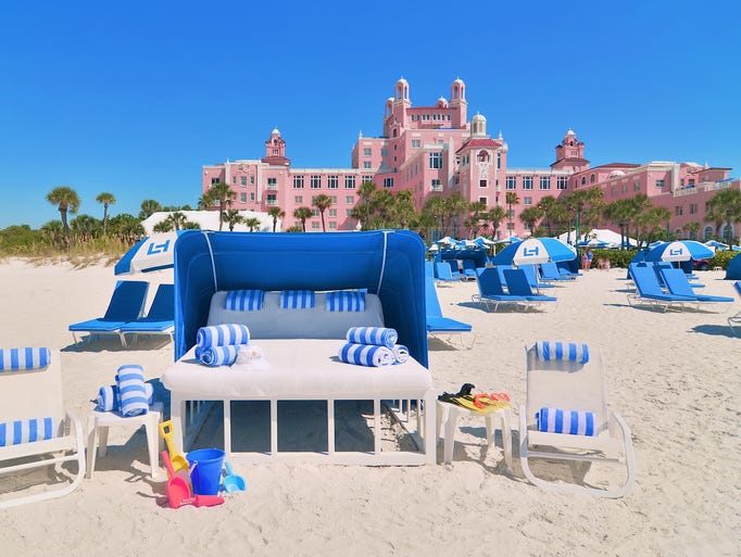 Don Cesar The Pink Palace Of St Pete Beach