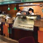 Photo of Starbucks on Royal Caribbean ship.