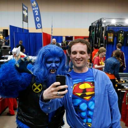 Photos: Wizard World Des Moines 2017
