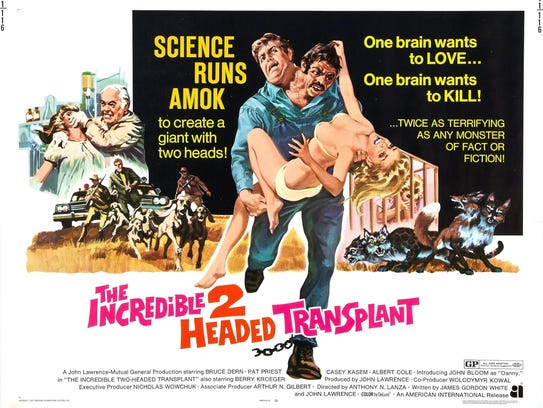 Two heads aren't always better than one, as Pat Priest