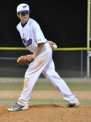 Eli Pearson is part of what should be a solid pitching