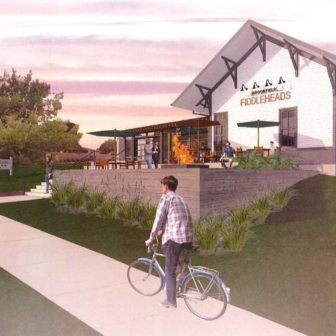 Fiddleheads relocation of train station get mixed response from Brookfield residents