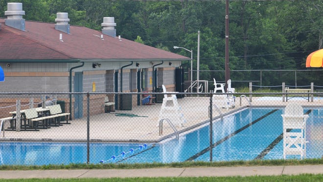Cordell Municipal Pool remains closed as Richmond parks department staff work to get it open for the summer.