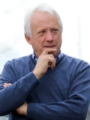 FIA Technical Director Charlie Whiting at Watkins Glen International on Tuesday.