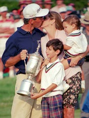 1995 — Corey Pavin (Shinnecock Hills)