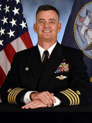 Capt. Gordon Meek III