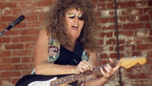 Teresa Russell will play  Fresco II in Oxnard on Friday and Sunday.