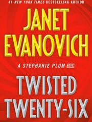 """Twisted Twenty-Six"" by Janet Evanovich"