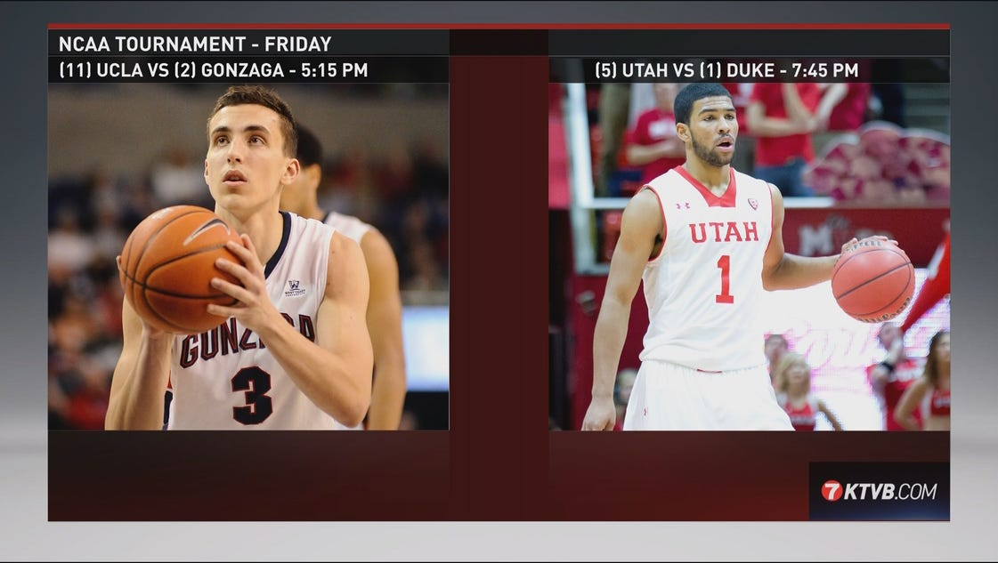 Former Treasure Valley standouts to compete in Sweet 16 round of NCAA tournament