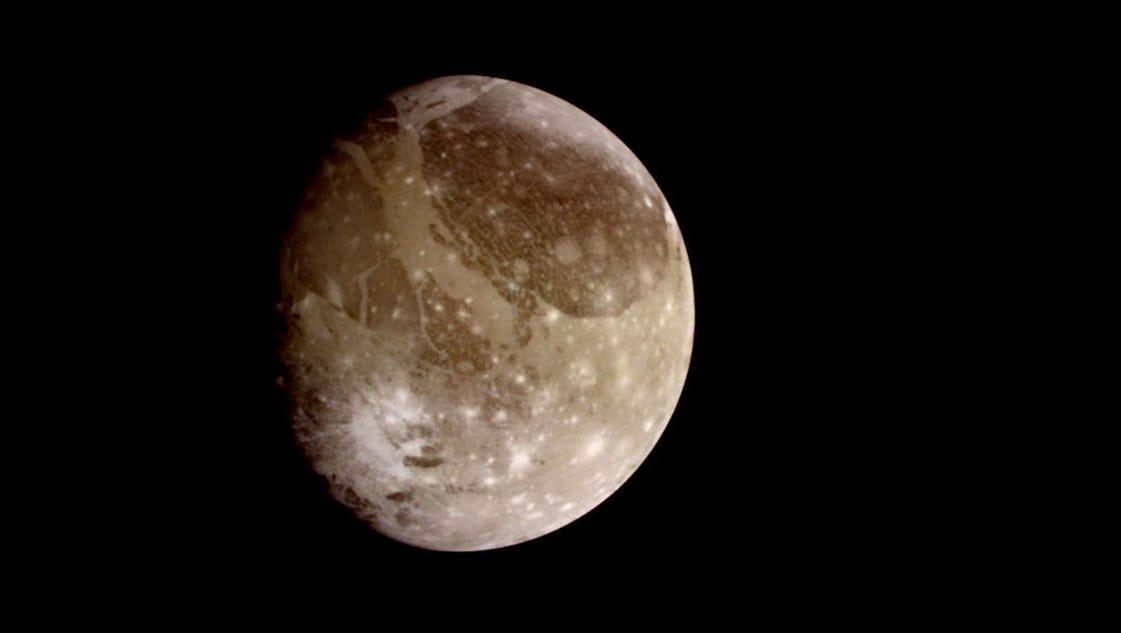 jupiter moons hubble - photo #11