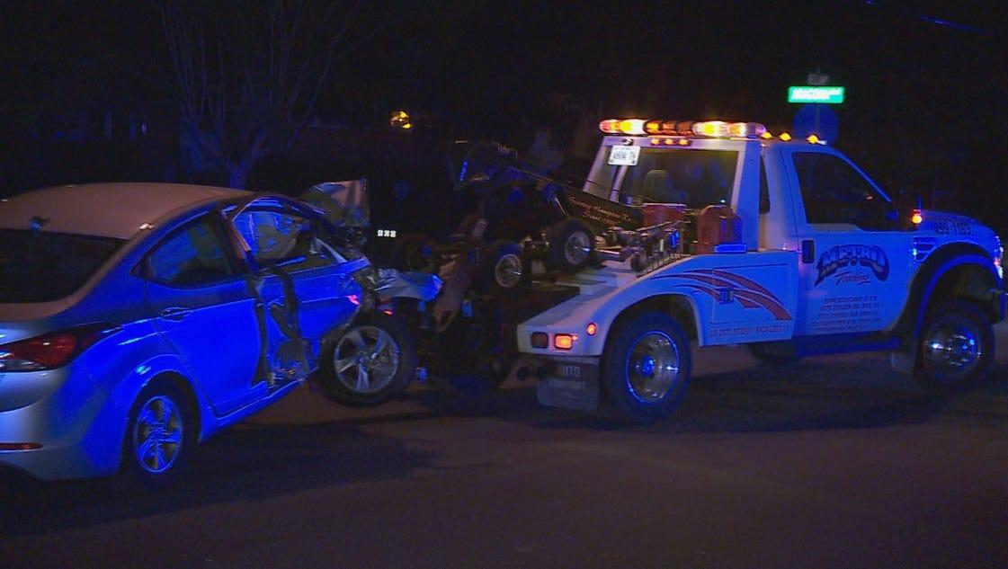 Car Crashes In Virginia Beach