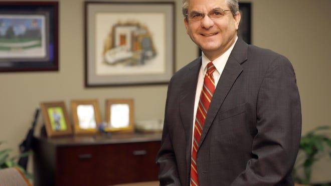 Piedmont Athens Regional CEO Michael Burnett
